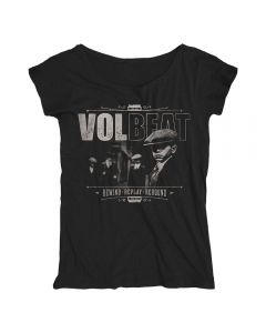 VOLBEAT - The Gang - Rewind Replay Rebound - GIRLIE - Loose Fit - Shirt