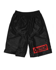 KREATOR - Logo - Red Square - Gym Short