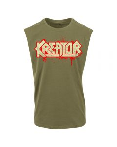 KREATOR - Splasher - Muscle - Shirt