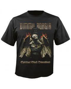 DIMMU BORGIR - Spiritual Black Dimensions - T-Shirt