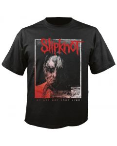 SLIPKNOT - We are not your Kind - Frame - T-Shirt
