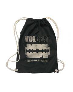 VOLBEAT - Rewind Replay Rebound - Razorblade - Turnbeutel / Rucksack / Gymbag