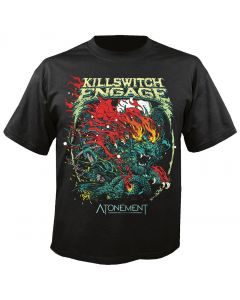 KILLSWITCH ENGAGE - Atonement - Cover - T-Shirt