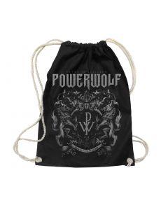 POWERWOLF - Crest - Turnbeutel / Rucksack / Gymbag