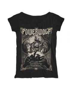 POWERWOLF - Vade Santana - GIRLIE - Loose Fit - Shirt