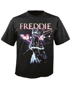 QUEEN - Freddie Mercury - Crown - T-Shirt