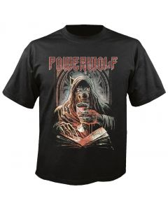 POWERWOLF - We drink your Blood - T-Shirt