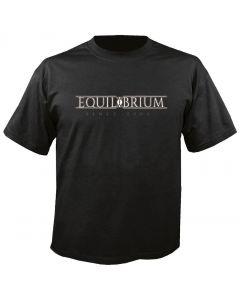 EQUILIBRIUM - Horned Skull - T-Shirt