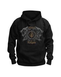 POWERWOLF - Metal is Religion - Crest of Wolves - Kapuzenpullover / Hoodie