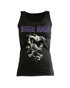 DIMMU BORGIR - Snake & Skull - GIRLIE - Tank Top - Shirt