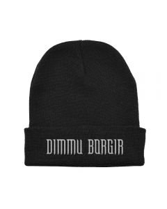 DIMMU BORGIR - Logo - embroidered - Beanie / Wollmütze / Hat