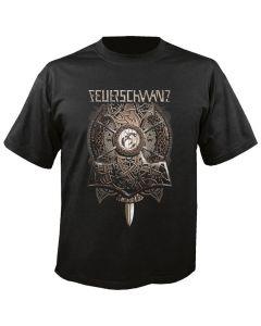 FEUERSCHWANZ - Thors Hammer - T-Shirt