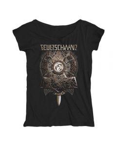 FEUERSCHWANZ - Thors Hammer - Loose Fit - GIRLIE - Shirt