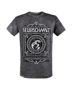 FEUERSCHWANZ - Gebietet zu Leben - T-Shirt