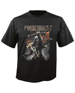 POWERWOLF - Cover - Call of the Wild - T-Shirt
