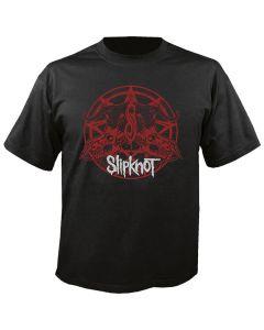 SLIPKNOT - Goat Head Seal - Black - T-Shirt