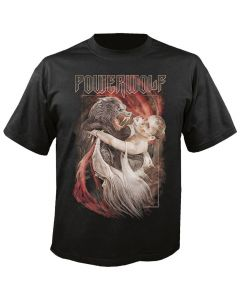 POWERWOLF - Dancing with the Dead - T-Shirt