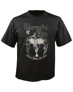 MERCYFUL FATE - Nuns have no Fun - Black - T-Shirt