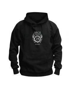 ARCH ENEMY - 25th Anniversary - Pocket - Skull Crest - Kapuzenpullover / Hoodie