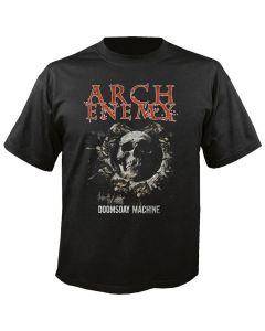 ARCH ENEMY - 25th Anniversary - Doomsday Machine - T-Shirt