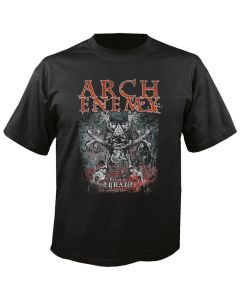 ARCH ENEMY - 25th Anniversary - Rise of Tyrant - T-Shirt