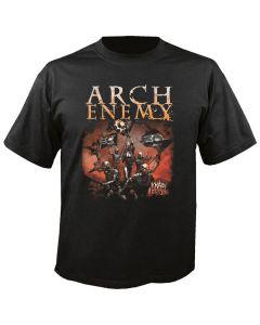 ARCH ENEMY - 25th Anniversary - Khaos Legions - T-Shirt