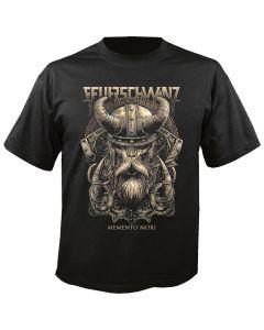 FEUERSCHWANZ - Memento Mori - Warrior - T-Shirt