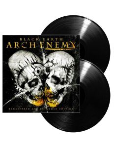 ARCH ENEMY - Black Earth - 2LP (Black)