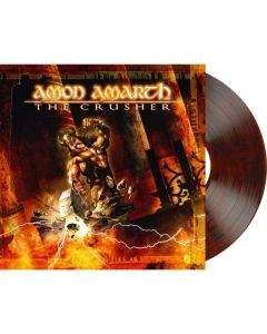 AMON AMARTH - The Crusher - LP - Orange Brown Marbled