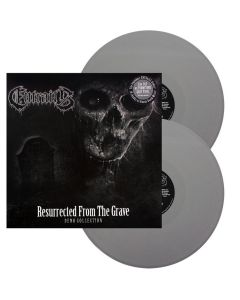 ENTRAILS - Resurrected from the grave - 2LP - Grey
