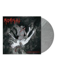 MIDNIGHT - Rebirth By Blasphemy - LP - Marbled Grey