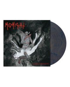 MIDNIGHT - Rebirth By Blasphemy - LP - Marbled Blue Red