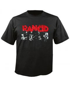 RANCID - Let the Dominoes Fall - T-Shirt