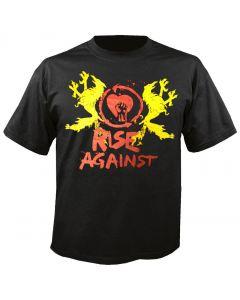 RISE AGAINST - Fist Crest - T-Shirt