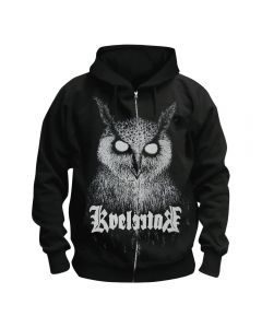 KVELERTAK - Barlett Owl - Kapuzenjacke / Zipper