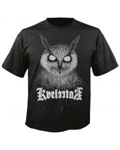 KVELERTAK - Barlett Owl - T-Shirt