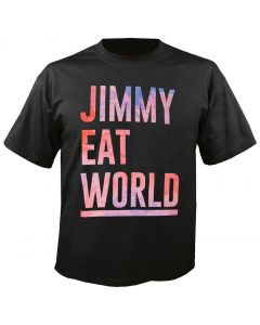 JIMMY EAT WORLD - Stacked - T-Shirt