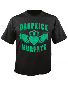 DROPKICK MURPHYS - Claddagh - T-Shirt