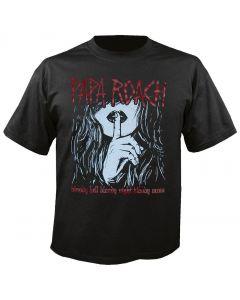 PAPA ROACH - Bloody Hell - T-Shirt