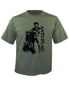 ANTI-FLAG - Flag Burner - T-Shirt