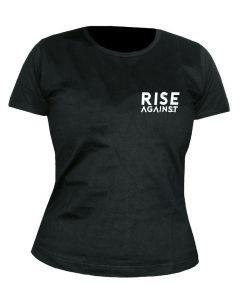 RISE AGAINST - Wolves - GIRLIE - Shirt