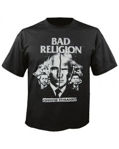 BAD RELIGION - Oppose Tyranny - T-Shirt