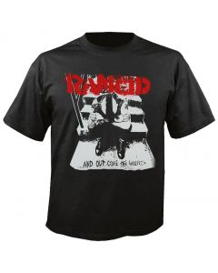 RANCID - And out Come the Wolves - T-Shirt