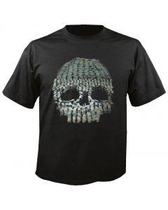ANTI-FLAG - Money Skull - T-Shirt