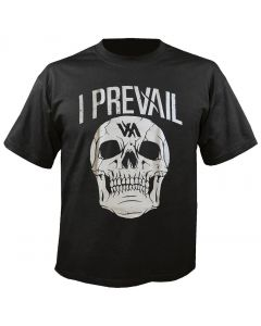 I PREVAIL - Large Skull - T-Shirt