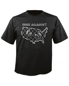 RISE AGAINST - Caged - T-Shirt