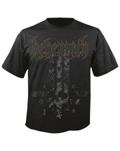 BEHEMOTH - I loved you at your darkest - LCFR - Cross - T-Shirt