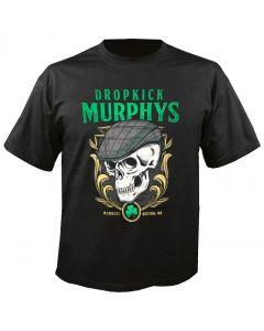 DROPKICK MURPHYS - Skelly Skull - T-Shirt