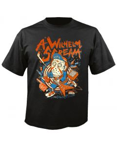 A WILHELM SCREAM - Hockey - T-Shirt