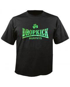 DROPKICK MURPHYS - Fighter Plaid - T-Shirt